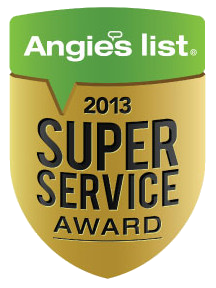 Angie's list Award Logo